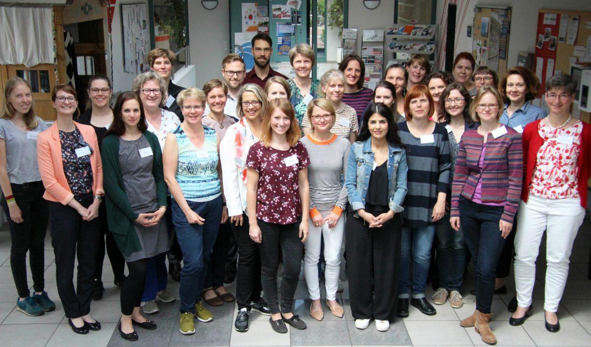 Foto der Teilnehmenden